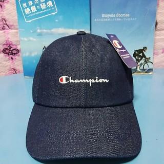 Champion - 最新デニムキャップ