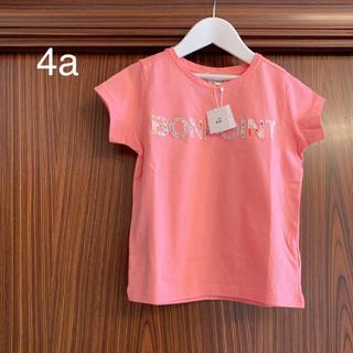 Bonpoint - ボンポワン 20SS Tシャツ 4a