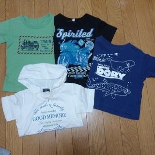 UNIQLO - 夏物Tシャツパンツ よりどり4点300円