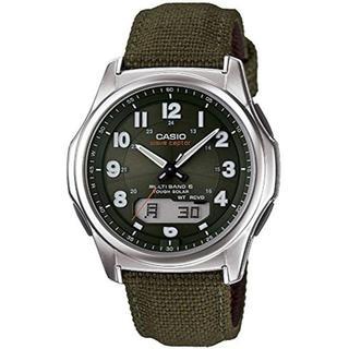 カシオ(CASIO)の【新品未使用】CASIO ウェーブセプター 電波 WVA-M630B-3AJF(腕時計(デジタル))