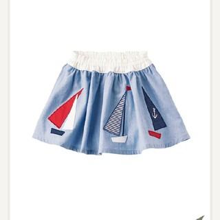 familiar - ファミリア スカート 90