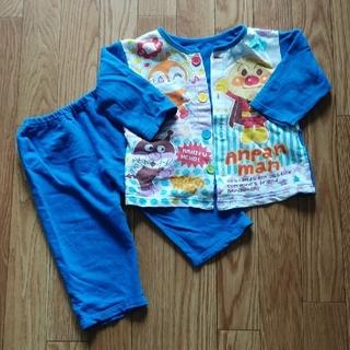 BANDAI - 男の子用 アンパンマンのパジャマ 90センチ
