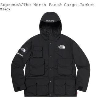 シュプリーム(Supreme)のsupreme the north face cargo jacket Lサイズ(マウンテンパーカー)