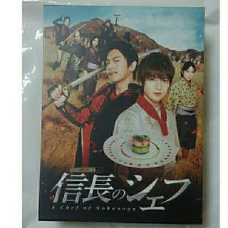 キスマイフットツー(Kis-My-Ft2)の信長のシェフ Blu-ray BOX(TVドラマ)