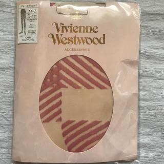 ヴィヴィアンウエストウッド(Vivienne Westwood)の新品 ヴィヴィアンウエストウッド パンティストッキング  M-Lサイズ(タイツ/ストッキング)