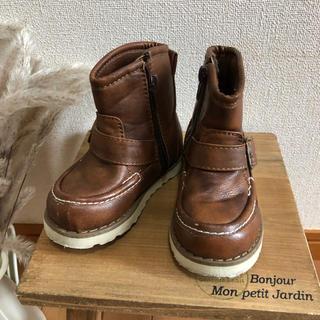 ニシマツヤ(西松屋)のキッズ ブーツ 14cm(ブーツ)
