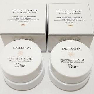 Dior - ディオール スノー パーフェクト ライト クッション #020 サンプル