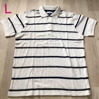 シマムラ(しまむら)のメンズ半袖ポロシャツ L 未使用(ポロシャツ)