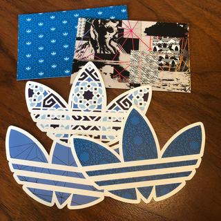 アディダス(adidas)のステッカー&ポストカード(その他)