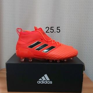 adidas - サッカースパイク 25.5