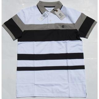 Timberland - 新品 ティンバーランド 半袖 ポロシャツ メンズ XL スリムフィット L 相当