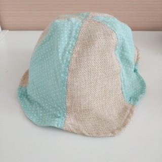 シマムラ(しまむら)の帽子 ベビー用 46cm(帽子)