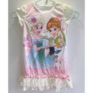 ディズニー(Disney)のディズニーワンピース⭐️身長80-86cm海外子供服(ワンピース)