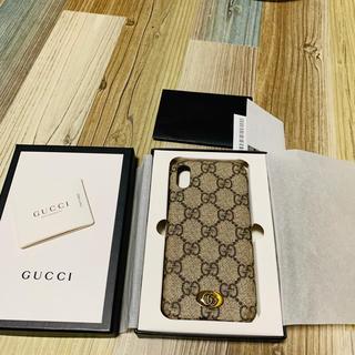 グッチ(Gucci)のGUCCI iPhone X XS ケース スマホ オフィディア グッチ(iPhoneケース)