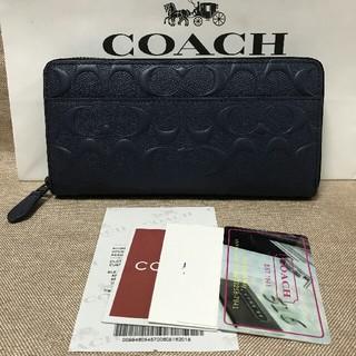 COACH - 新品未使用コーチCOACH 長財布F74918