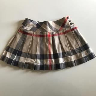 BURBERRY - バーバリー スカート  4Y 104
