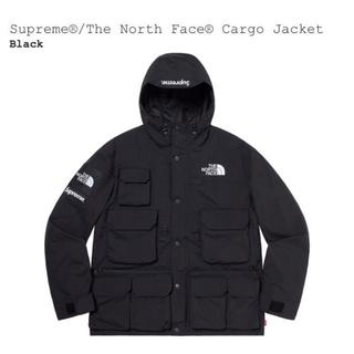 Supreme - Supreme North Face cargo jacket 黒 L 特典付