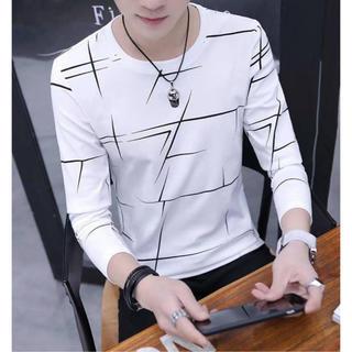 送料無料!大人気 メンズ ロングTシャツ