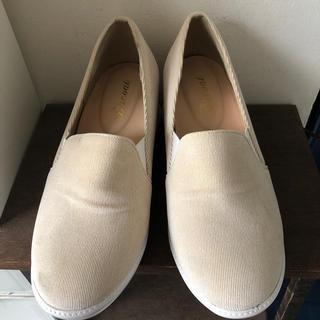 ディスコート(Discoat)のDiscoat 靴 Mサイズ  (スリッポン/モカシン)