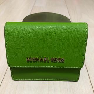 マイケルコース(Michael Kors)のコインケース、カードケース(コインケース)