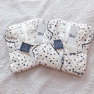 GU - 新品GUサテンパジャマ