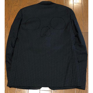 コムデギャルソンオムプリュス(COMME des GARCONS HOMME PLUS)のコムデギャルソン オム プリュス ジャケット 背中 ドクロ刺繍 GARCONS(テーラードジャケット)