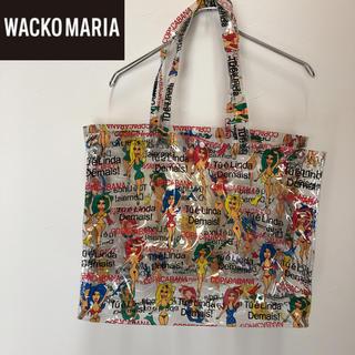 WACKO MARIA - ワコマリア ビーチバック トートバック WACKOMARIA
