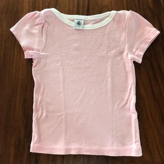 PETIT BATEAU - プチバトー  Tシャツ 4ans  102cm