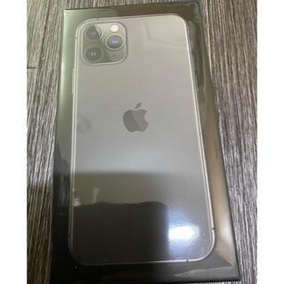 アイフォーン(iPhone)のiPhone11Pro 256 softbank(スマートフォン本体)