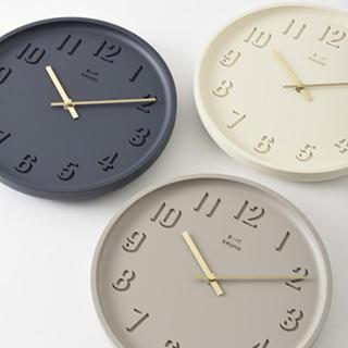 BALMUDA - 新品未使用 BRUNO ブルーノ 時計 ネイビー
