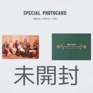 ウェストトゥワイス(Waste(twice))のTWICE The Roses スペシャルフォトカード(K-POP/アジア)