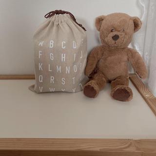 キャラメルベビー&チャイルド(Caramel baby&child )の新品 麻袋 Lサイズ(積み木/ブロック)