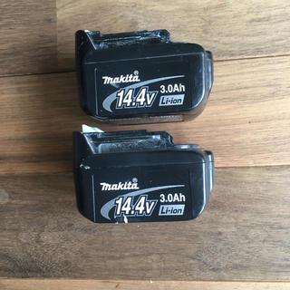 マキタバッテリー 14.4V ジャンク(工具/メンテナンス)
