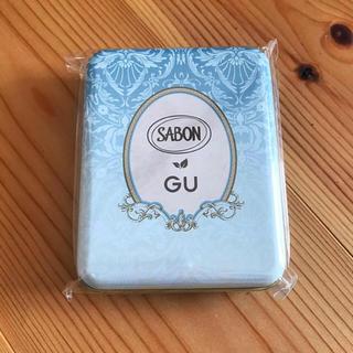 SABON - GU SABON ノベルティ