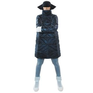 MEDICOM TOY - B-GIRL Down Jacket NAGAME BLACK メディコムトイ