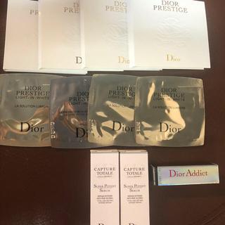 Dior - DIOR テスター 4種 11個