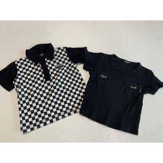 コムサイズム(COMME CA ISM)のコムサ 90サイズ ベビー服 男の子(Tシャツ/カットソー)