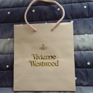 ヴィヴィアンウエストウッド(Vivienne Westwood)のヴィヴィアンウエストウッド vivian westwood ショップバッグ 紙袋(ショップ袋)