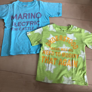 アンビル(Anvil)のTシャツ 120(Tシャツ/カットソー)