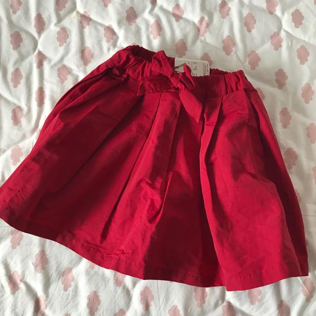 petit main(プティマイン)のプティマイン  スカート 110 キッズ/ベビー/マタニティのキッズ服女の子用(90cm~)(スカート)の商品写真
