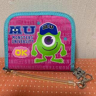 ディズニー(Disney)のディズニーモンスターズインク 折り財布(財布)