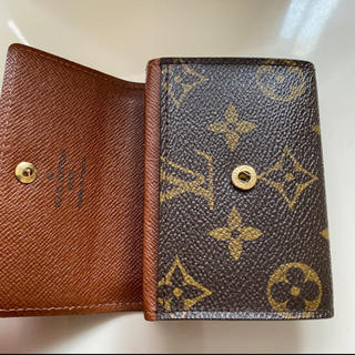 ルイヴィトン(LOUIS VUITTON)の美品 正規品ルイヴィトンコインケース(コインケース)