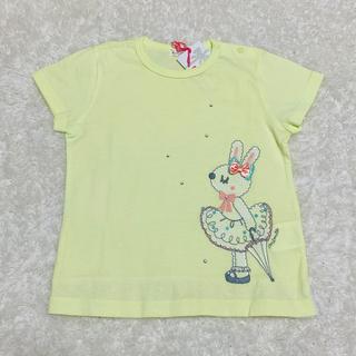 KP - 新品 KP ニットプランナー mimiちゃん トップス 半袖Tシャツ 95