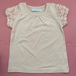 タルティーヌ エ ショコラ(Tartine et Chocolat)のタルティーヌエショコラ Tシャツ 100cm(Tシャツ/カットソー)