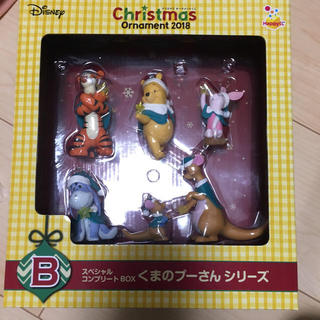 ディズニー(Disney)の新品 くまのプーさん クリスマスオーナメントセット(その他)