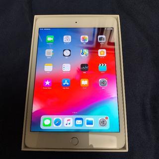 Apple - iPad Mini 4 128GB SIMフリー 美品