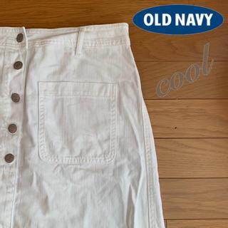 オールドネイビー(Old Navy)のOLD NAVY オールドネイビー/ミニスカート デニム(ミニスカート)