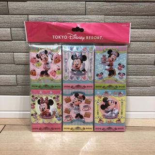 Disney - ディズニー メモ帳 ミニー