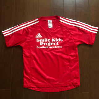 adidas - adidas サッカー トレーニングシャツ Tシャツ 150