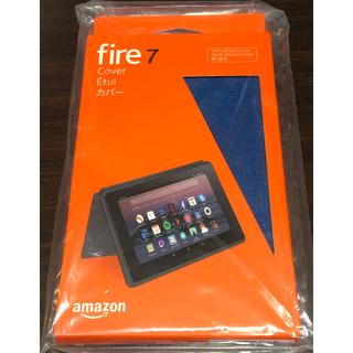 アンドロイド(ANDROID)の Amazon Fire 7 タブレット第7世代用純正カバー(タブレット)